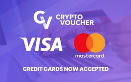 Credit cards now accepted at zero payment fees